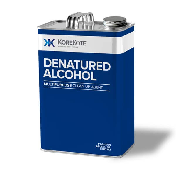 Denatured Alcohol 64oz