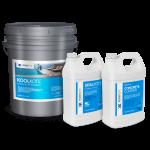 KoreKote KoolKote Pool deck coating cooling kit system.