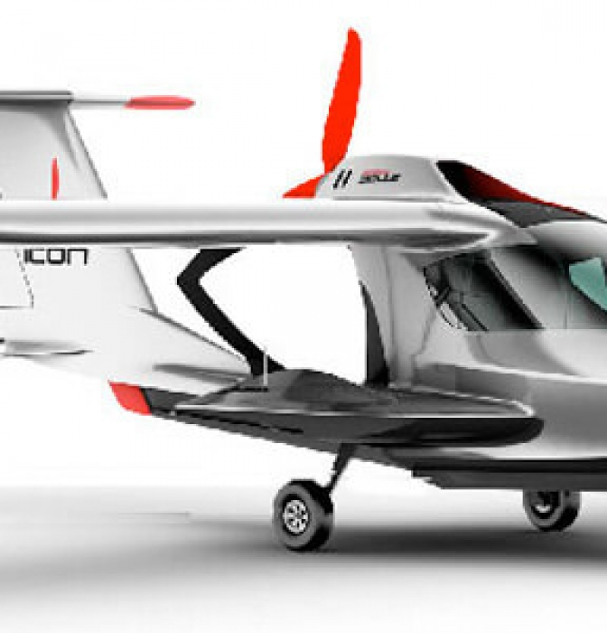 ICON A5 Amphibious Light Sport Airplane – KoreKote Epoxy System (KR24/H225)