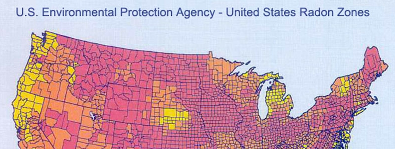 Radon Gas Level Reduction – Basement Upper Black Eddy, PA – VaultKote Floor Coating